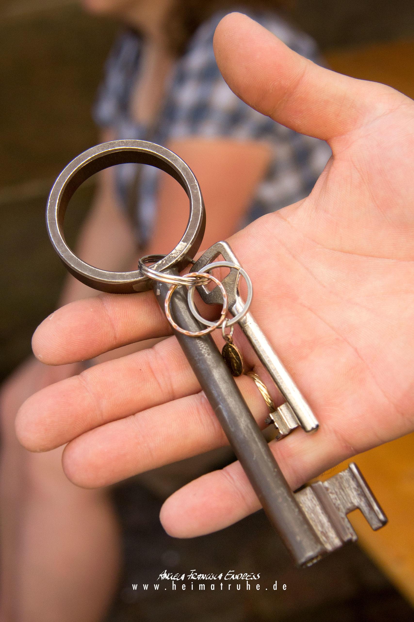 Schlüsselgewalt zum Kommunbrauhaus