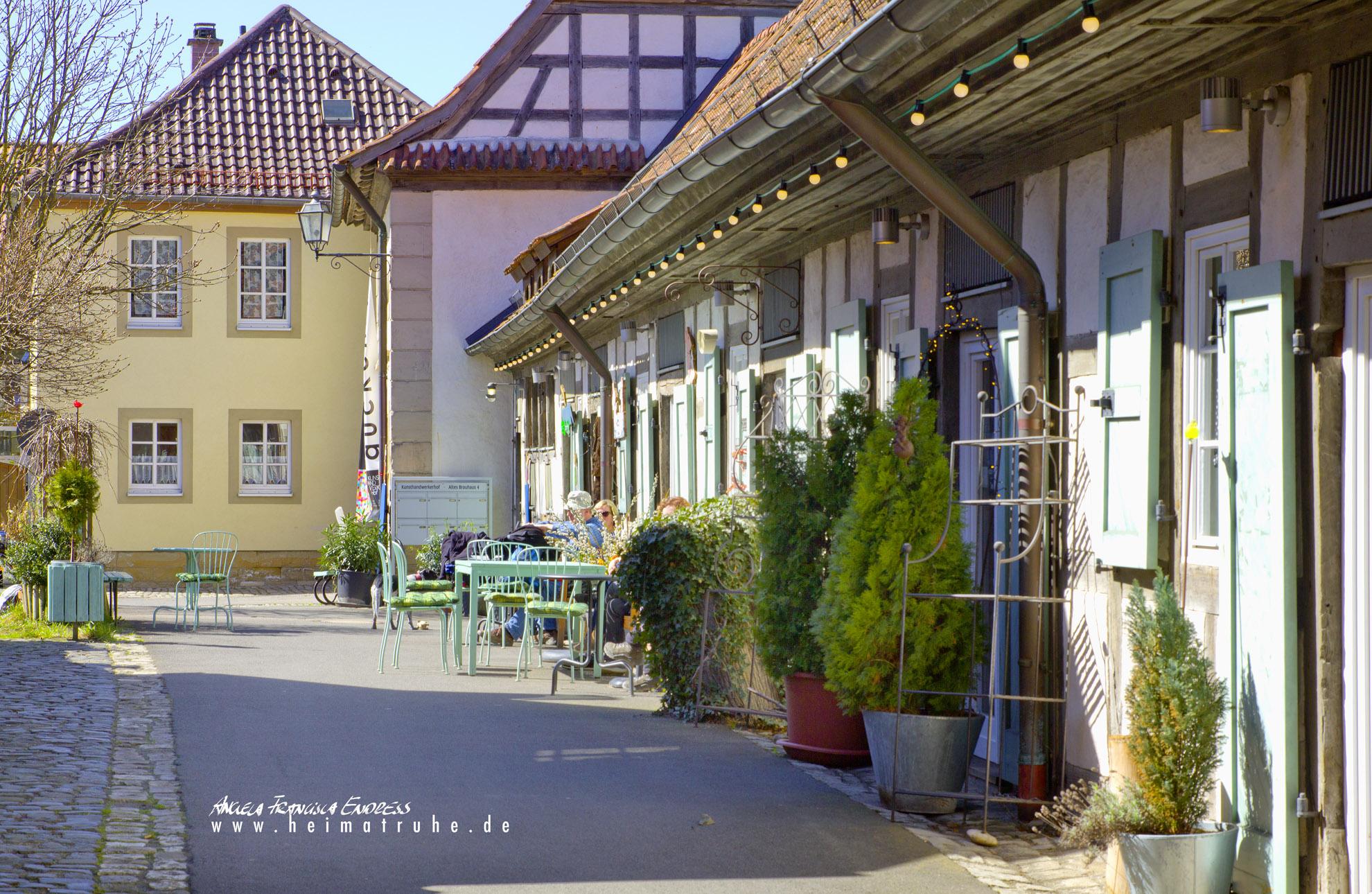Front Kunst-Handwerkerhof